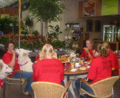 Werelddierendag 2005 - Intratuin Meppel